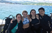 diving, marine science, exploration