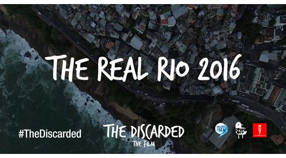 discarded, rio de Janeiro, 2016 olympics, polluted waters rio