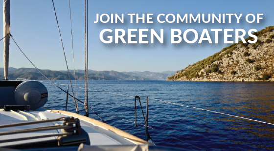 green boating, green boaters, sustainability