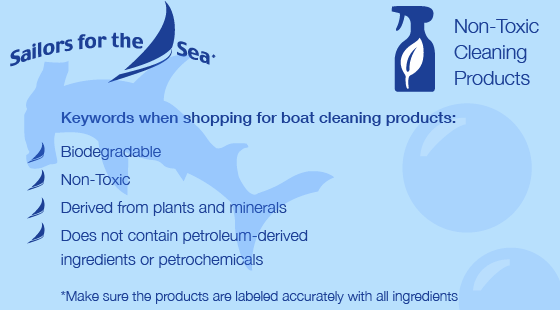 Deciding which cleaning product is ideal for your boat can be daunting ...