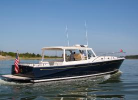 Green Boating, MJM Yachts,