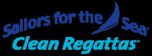 Sailors for the Sea Clean Regattas Logo