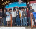 prize giving, Atlantic cup, landing,
