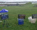 Compost, recycling, trash, Fort Adams