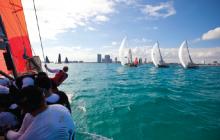 sailing, green boating, racing, Sailors for the Sea