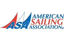 American Sailing Association logo