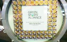 clean regattas, green sports alliance, environmental innovator of the year, award