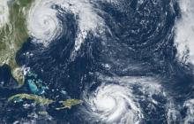 hurricane, caribbean, damage