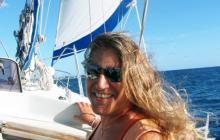 Renata Goodridge, Caribbean, Sailor, Barbados