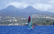 clean regattas, sailing, sustainability, wind sailing
