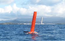 Saildrone in Hawaii